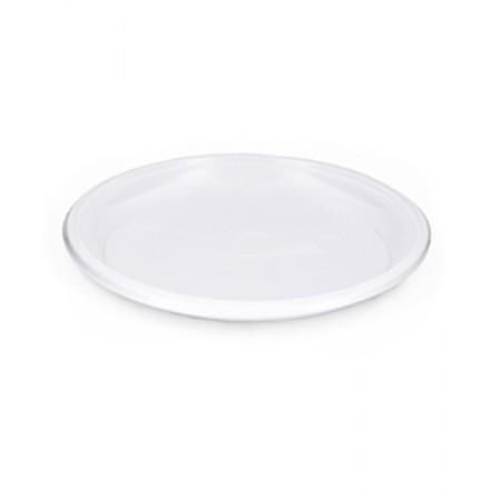 Тарелка D=205 мм белая опт