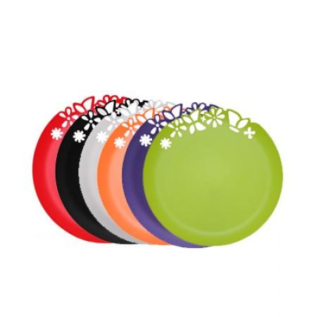 Блюдо ажурное Buffet D=273 мм цветное