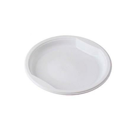 Тарелка десертная 153мм/0,2л белая опт