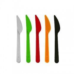 Нож Buffet 180мм прозрачные, цветные опт